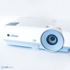 Vivitek D853W DLP Projector HDMI 3D-Ready with remote Bright and Sharp