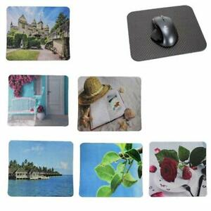 Beautiful Theme Mouse Mat Pad High Quality 5mm Thick Non Slip 29cm x 25cm