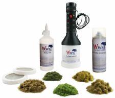 WWS Aplicador Pro Grass con Kit Escenográfico - Modelismo Ferroviario, Wargames