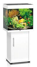 Juwel Aquariumkombination Lido 120 (Aquarium+Unterschrank&T5 Beleuchtung) Weiß