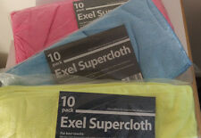 20 Microfibre Cleaning Cloths