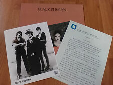 BLACK RUSSIAN-LP(MOTOWN-USA)BIOG/PHOTO
