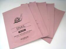[SKIN FOOD] FOOD MASK Sheet  / Snail Mask   20ml x 4 Sheet