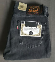 Herren Jeans LEVIS LEVI´S 513 Slim Straight Fit Skateboarding Collection W32 L34