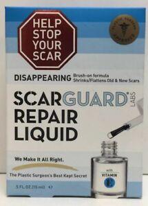 (New) ScarGuard Repair Liquid, 15 ml / 0.5 fl oz