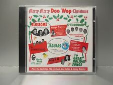 Merry Merry Doo Wop Christmas by Various Artists (CD,1996,DCC Compac) Brand New