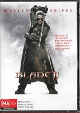BLADE II - WESLEY SNIPES -  NEW REGION 4 DVD FREE LOCAL POST