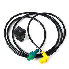 USB Schalter Kabel Verbindung für VW Golf Jetta Touran Tiguan Anschluss RCD510