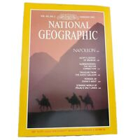 Vtg National Geographic Magazine Volume 161 No 2 February 1982 Mint Condition