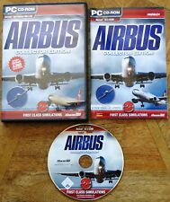 AIRBUS COLLECTOR EDITION PC Add-On for Flight Simulator Sim 2004 or X FS2004 FSX