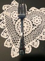 Reed And Barton Stainless Bayview Pattern Flatware Serving Fork Three Prong