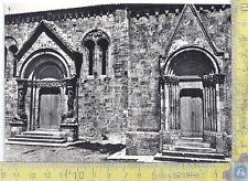 Cartolina - Postcard  - San Quirico d'Orcia - La Collegiata - anni '60