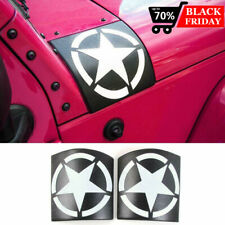 Cowl Body Armor Cover Sport Exterior Accessories Parts fit Jeep Wrangler JK 07+