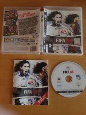 FIFA 08 Sports juego original play3 play station 3