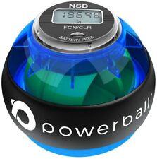 Powerball - Attrezzo da allenamento per polso e presa delle mani, Display