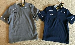 Under Armour UA Baseball Boys Team Ultimate Cage Game Jacket Youth 1251911 $50