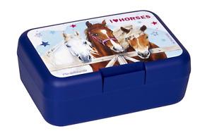Lunch Box Horse Lovers (Blue) 15521 Spiegelburg