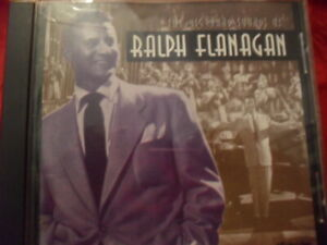 """RALPH FLANAGAN CD """" THE BIG BAND SOUND OF """" 1999 COLLECTOR'S CHOICE MUSIC NM"""