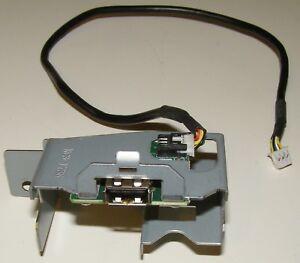 CF368-60001 HP LaserJet Pro USB PCA Board w/Case (RC3-1738) & Wire Almost Unused