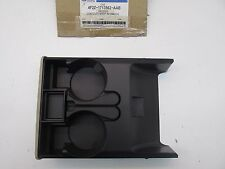 2004-2007 Ford Freestar Front Cup Holder Panel Pebble OEM 4F2Z-1713562-AAB