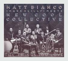MATT Bianco & New COOL Collective the things you lovecd 2016 * NUOVO
