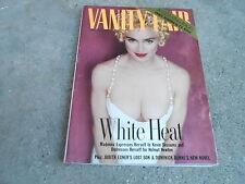 APRIL 1990 VANITY FAIR fashion magazine MADONNA