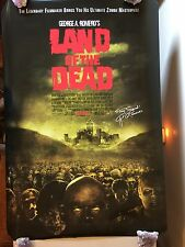 """George A Romero's """"Land Of The Dead"""" (2005) One Sheet NM -- FREE SHIPPING"""