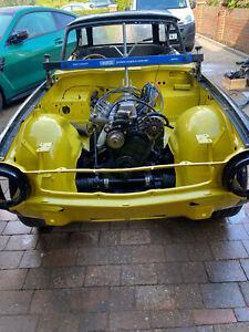 Triumph TR6 Project 95% Complete