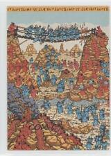 1991 Mattel Where's Waldo #98 The Battling Monks Non-Sports Card 0b6