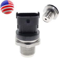 Fuel Rail Pressure Sensor For 06-10 LBZ LMM 6.6L Sierra / Silverado  0281002971