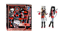 Monster High Exclusive Werecat Sister Pack Meowlody Purrsephone New Unopened Box