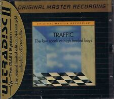 Traffic the Low Spark of High Heeled Boys MFSL ORO CD NUOVO OVP SEALED