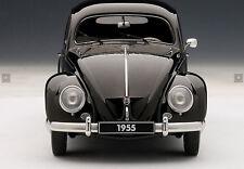 Car Model AUTOART 1:18 Volkswagen Beetle 1200 Limousine (1955) (Black) + GIFT!!!