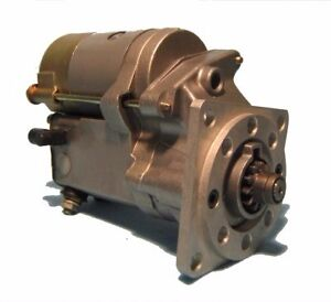 New High Output Gear Reduction Starter for Triumph TR7 1975-1981