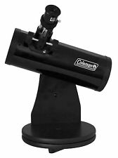 Coleman Viewstar Compact Table-top 300x76mm Reflector Telescope with CD Software