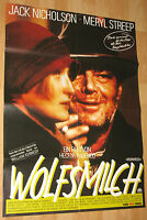 Wolfsmilch / Ironweed  Filmplakat / Poster A1 ca 60x84cm