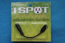 Visual Sound 1 Spot Battery Clip Converter, CBAT
