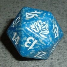 MTG LOTUS SPINDOWN LIFE COUNTER BLUE