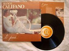 FRANCO CALIFANO - TI PERDO - ANNO 1979 - SMRL 6241 - EX+