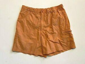 Columbia Nylon Hiking/Fishing Outfoor Activewear Shorts Women's Small