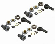 Lynx Blade 180 CFX Ultra Metal Servo Gear Set - 3 Pack LX1640