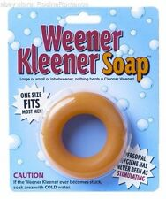 Weener Kleener Willy Penis Soap Funny Joke Novelty Gift for Party Bag Stag Night