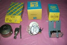 VINTAGE 1950S FRIGIDAIRE STOVE PARTS # 587812 7520276 6561346 SEE PICTURES !! A
