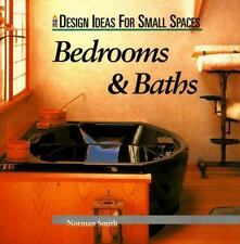 Bedrooms & Baths (Design Ideas for Small Spaces)-ExLibrary