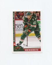 18/19 PANINI NHL STICKER #407 NINO NIEDERREITER WILD *57129