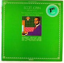 "12"" LP - Scott Joplin - Ragtime Vol. 2 - Piano Rags Played 1899/1916 - D58"