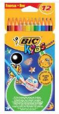 Buntstifte Malstifte BIC Kids - 12 Farben - evolution - NEU!!!