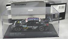BMW M3 DTM #7 Bruno SPENGLER DTM 2012 team SCHNITZER champion LE MINICHAMPS 1:43