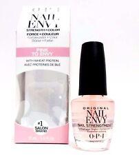 OPI Natural Nail Strengthener ENVY Strength + Color PINK TO ENVY .5oz/15mL SALE