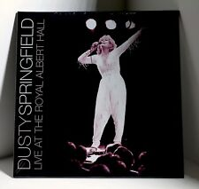 DUSTY SPRINGFIELD Live At The Royal Albert Hall VINYL 2xLP Sealed